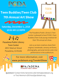 December the teen art show