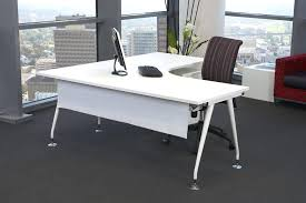office accessories modern. Modern L Desk White Accessories . Office