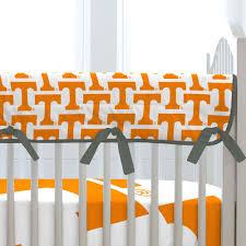 university of tennessee crib bedding