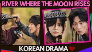RIVER WHERE THE MOON RISES Trailer | Korean Drama | featuring Kim So Hyun &  Ji Soo - YouTube