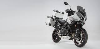 by motorbike triumph tiger 1050 sport sw motech