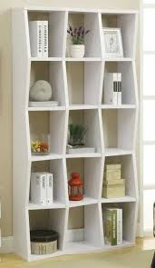 White modern bookshelf Decor Modern Bookshelf To Bring Out The Book Worm In You Darbylanefurniturecom Modern Bookshelf To Bring Out The Book Worm In You