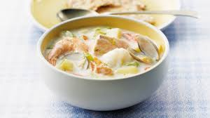 Classic Seafood Chowder Recipe with ...