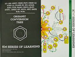 Amazon Com Km Series Of Learning Organic Conversion Tree