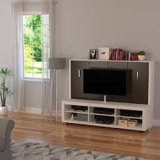 Bed U0026 Room Avant Garde Full Landscape Wall With TV Stand