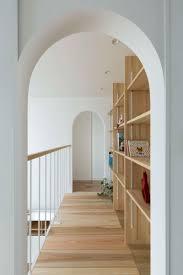Arc doorways home Upstairs
