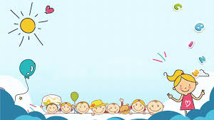 3 Cute Childrens Cartoon Ppt Backgrounds Childrens Theme