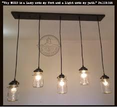lighting enchanting home lighting mason jar chandelier canning to make light fixture ball diy