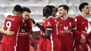 English premier league date : Liverpool Vbet News
