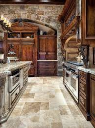 kitchen stone wall tiles. Slate Wall Tile Tuscan Style Kitchen Cabinets Stone Tiles