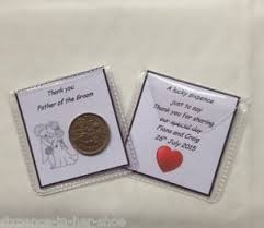 image is loading personalised lucky sixpence wedding favour gift bridesmaid pageboy
