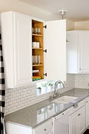 kitchen renovation series painting our kitchen cabinets white with chalk paint