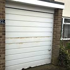 compact garage doors compact roller garage door installed after before compact garage door systems