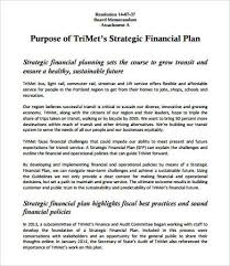 financial planner template financial plan template 9 free pdf word documents download
