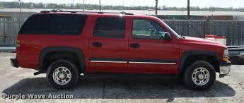2003 Chevrolet Suburban 2500 SUV | Item DA4925 | SOLD! May 2...