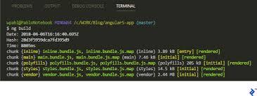 Full-stack Tutorial: Angular 5 and ASP.NET Core | Toptal