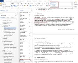 Applying Styles To Cross References In Word 2010 Microsoft Community
