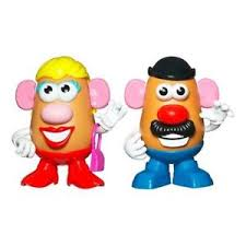 mr and mrs potato head. Fine And Image Is Loading PlayskoolFriendsMrsPotatoHeadMrPotatoHead In Mr And Mrs Potato Head