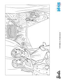Small Picture Barbie ready for the fashion show coloring pages Hellokidscom