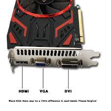 wisenovo hd7670 graphics card 600 1800mhz 4g 128bit game