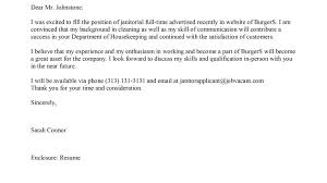 Janitorial Cover Letter Managers Resume Sample Awesome Cover Letter