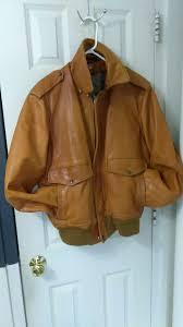 men s vintage schott motorcycle leather coat for in boston ma offerup