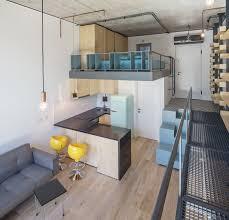 Loft Studio Apartment Contemporary Studio Apartment In Bucharest Idesignarch