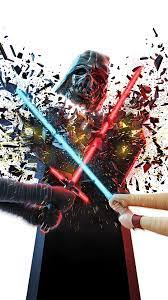 Darth Vader Star Wars Wallpaper 4K Phone
