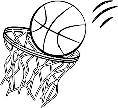 Small Picture Basketball Coloring Pages Free Printable Coloring Pages