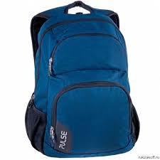 <b>Рюкзак PULSE ELEMENT BLUE</b> купить по цене 2 200 руб. в ...