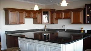 image of countertop overhang for seating