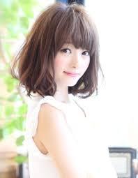 パーマミディアムヘアスタイル ヘアカタログ2019 髪型