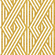 Patterns Extraordinary Geometric Striped Ornament Vector Gold Seamless Patterns Modern