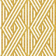 Patterns Extraordinary Geometric Striped Ornament Vector Gold Seamless Patterns Modern