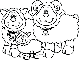 The Lord Is My Shepherd Coloring Page Lifecc