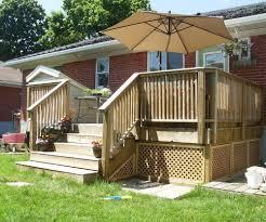 Build A Concrete Patio Build Deck Over Concrete Patio Home Design Ideas
