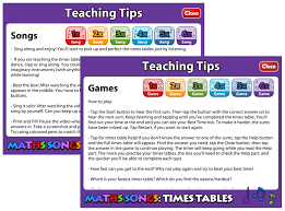 AppAbled: Math(s) Song: Times Tables 1x-6x HD