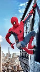 Spiderman Wallpaper 4k Phone