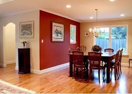 Modren Dining Room Paint Ideas With Accent Wall Are You Dizzy Think About The Decorating