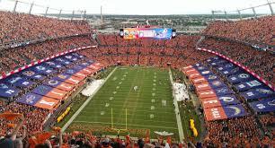 Inspirational Broncos Stadium Seating Chart Michaelkorsph Me