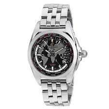men s watches costco breitling galactic stainless steel men s automatic watch