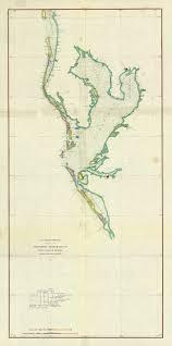 Florida Memory Map Of Tampa Bay 1877