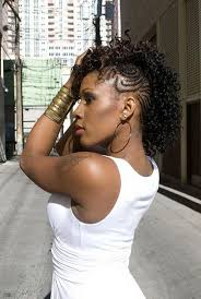 Black Hairstyles Mohawks 132 Best Images About Hair Styles On Pinterest Black Women