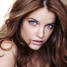 Brown Hair Color Ideas For Blue Eyes