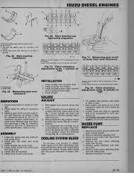 isuzu page 5 of 180 isuzu rodeo npr trooper axiom 2005 isuzu ascender owners manual 2000 pick up truck