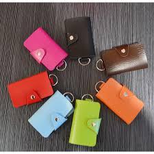 china women men portable pu leather key holder case wallet keys organizer manager 6 key rings for car door drawer lock keys alx062 china key bag wallet