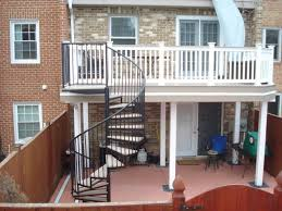 Best Spiral Staircase An Overview On Exterior Spiral Staircase Railing Stairs And