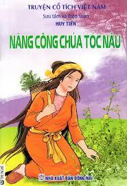 Truyện Cổ Tích Việt Nam - Nàng Công Chúa Tóc Nâu