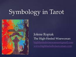 symbology in tarot n
