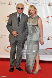 Director Barry Levinson and wife Diana Rhodes arrive to attend the... News  Photo - Getty Images